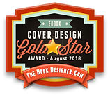 GOLD STAR AWARD FROM THE BOOK DESIGNER.p
