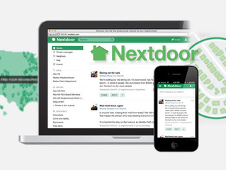 Have you joined Nextdoor? More than 100 Lost Creek residents already have!