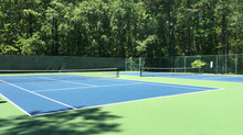 Tennis Court Rules and Reservations