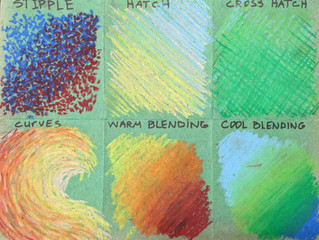 Oil Pastel for Beginners
