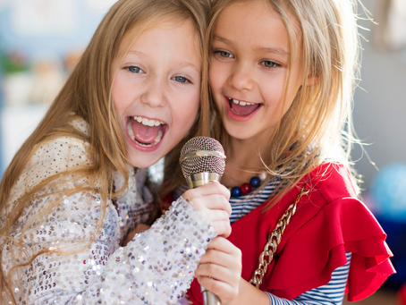 Sing along! How singing builds a strong foundation for language: