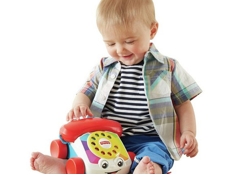 Toys for Talking Toddlers