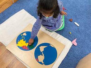 Materials Spotlight: Montessori Maps