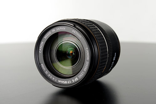 Canon Objektiv 17-85mm F4-5.6 IS USM