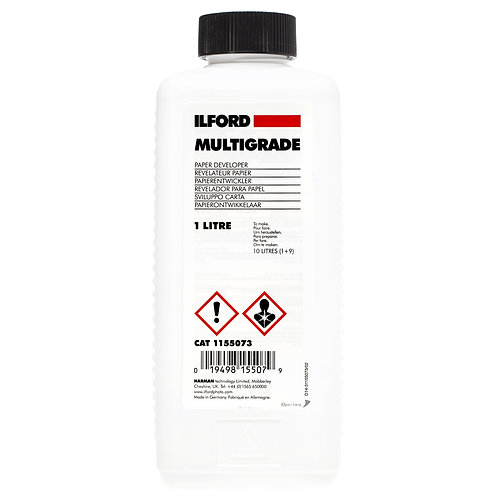 Ilford Multigrade Paper Developer - 1 Liter