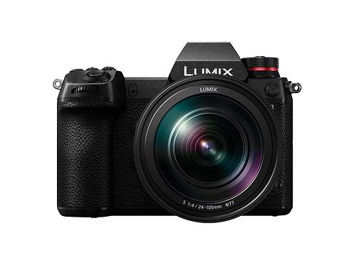 Panasonic Lumix S1 Body + R 24-105mm
