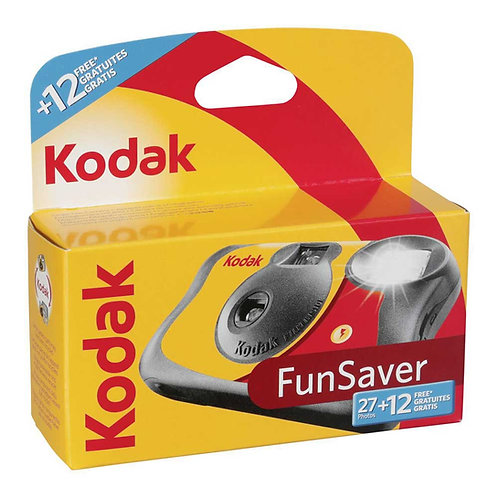 KODAK Fun Saver Flash 27+12 800 ISO