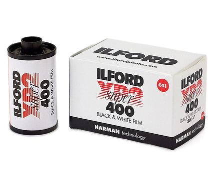 Ilford XP2 Super 400 135-36 / C41
