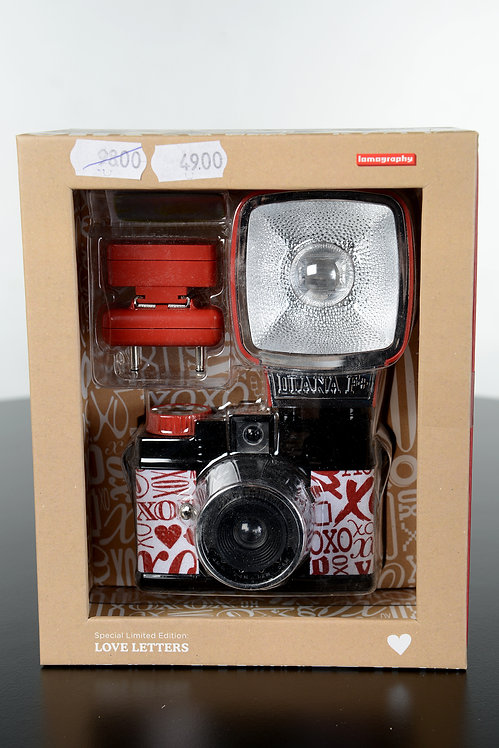 Lomography Special Edition Love Letters