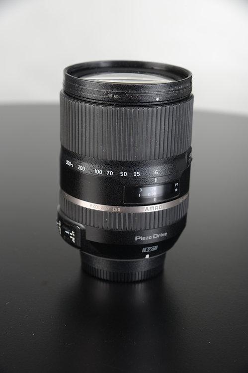 Tamron Objektiv 16-300mm F3.5-6.3 VC für Nikon
