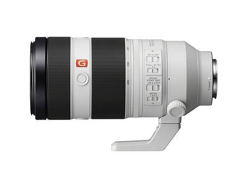 Sony E-Mount FF 100-400mm GM OSS
