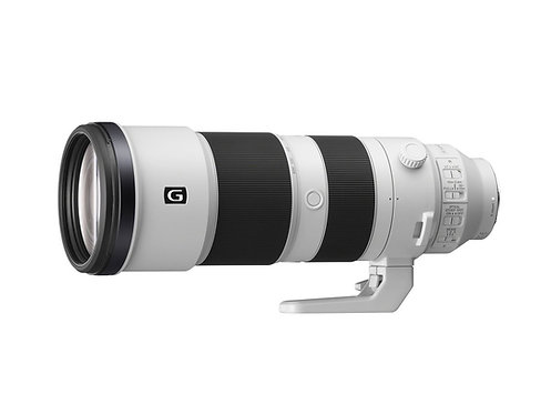 Sony E-Mount FF 200-600mm F5.6-6.3 G OSS