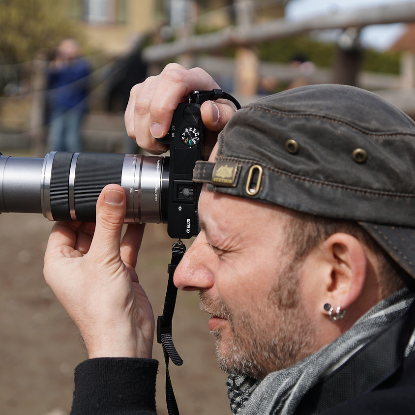 Photography course at Kamelhof Olmerswil (April)