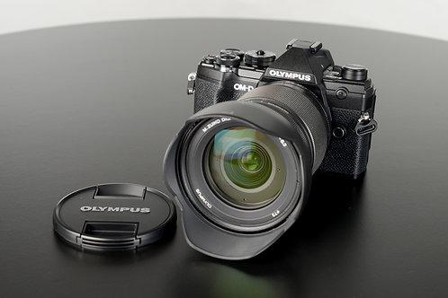 Olympus OM-D 5III mit 12-200mm/12-40mm Pro F2.8