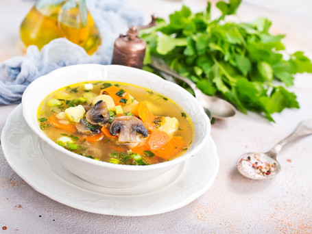 Immune Boosting Autumn Soup