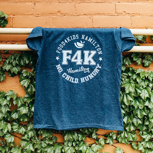 Food4Kids Hamilton T-shirt