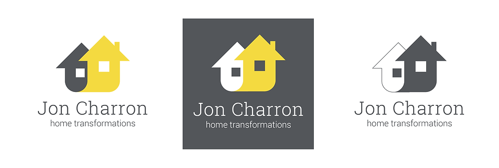 LOGO DESIGN FOR JON CHARRON HOME TRANSFORMATIONS