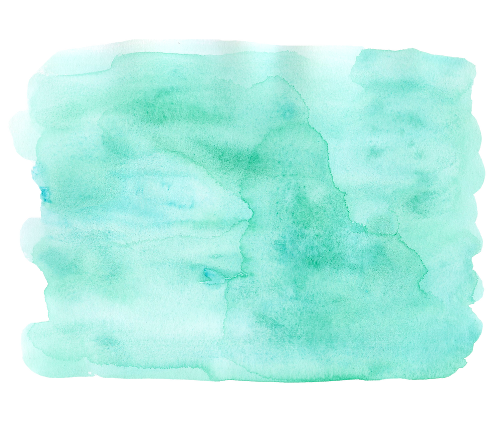 Light Aqua Watercolour Background