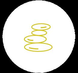 icon stones balance
