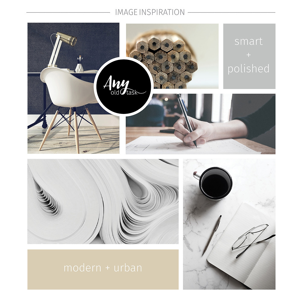 Brand Board Imagery
