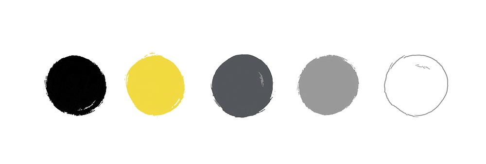 brand palette for Jon Charron Home Transformations