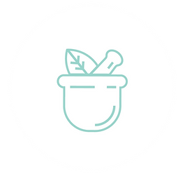 icon heal mortar and pestle