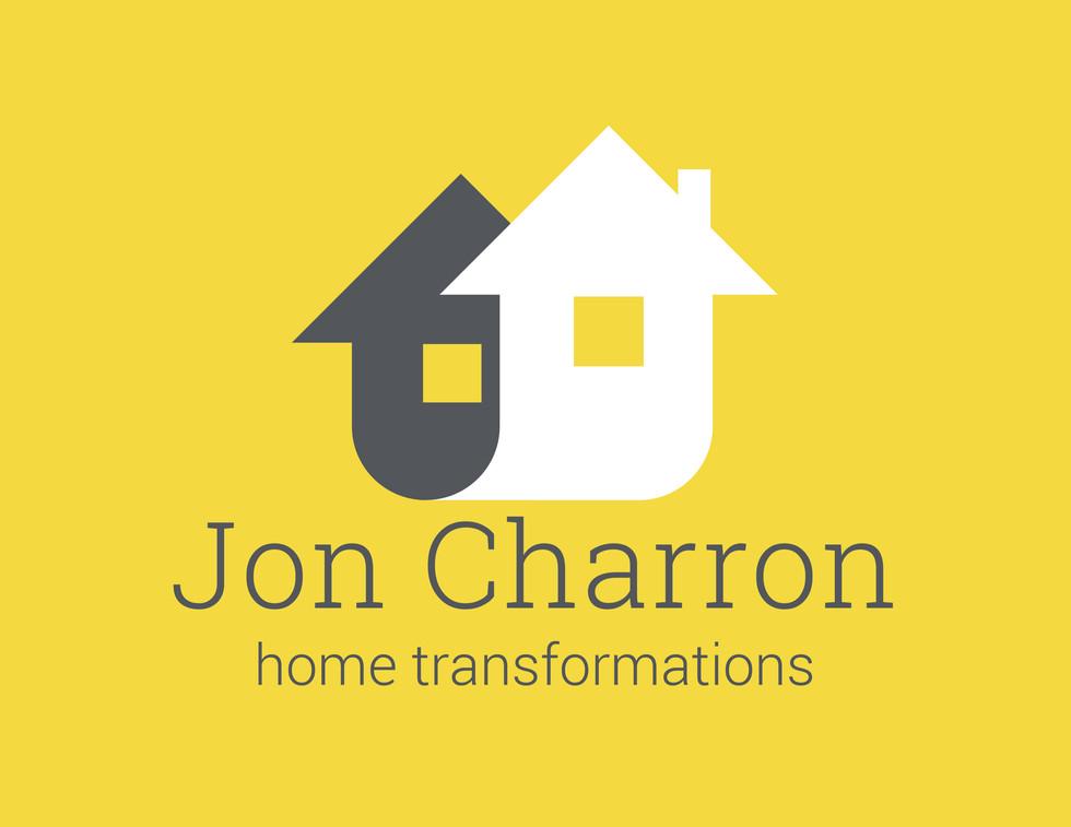 Jon Charron Home Transformations - Full Colour Logo