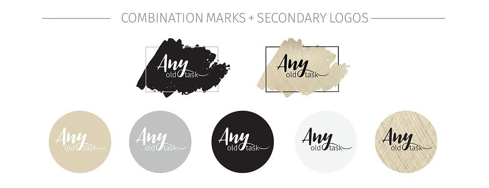 Brand Board Sub Marks
