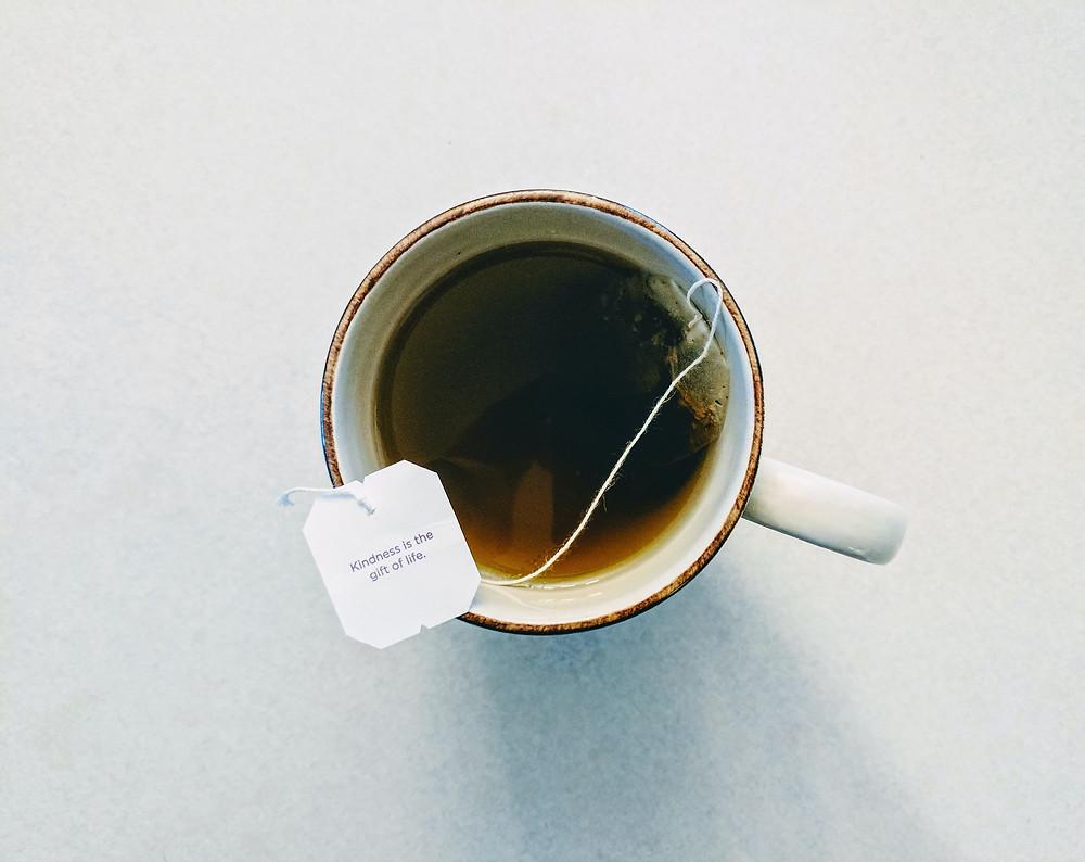 Certain teas can decrease anxiety
