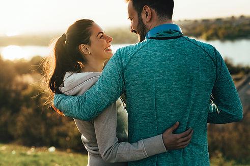Happy Active Couple