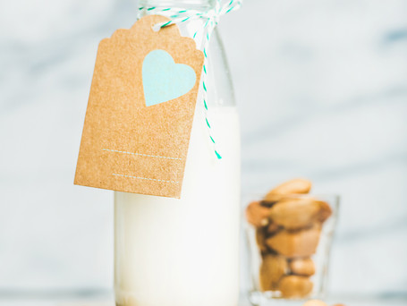 Make your own Non-Dairy Milk
