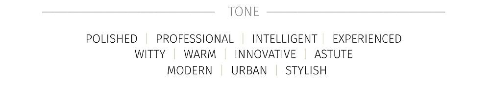 Brand Board Tone