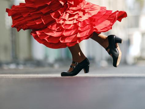 Funarte lança 'Gesto Flamenco', de Daniele Zill