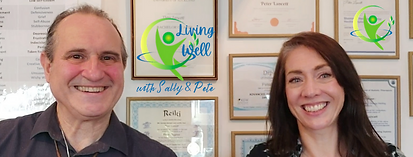 Living Well with Sally and Pete FB Page