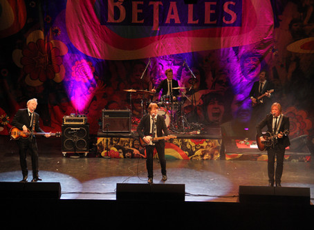 Nå runder vi 44 år med Det Betales, og det er 50 år siden The Beatles ble oppløst !