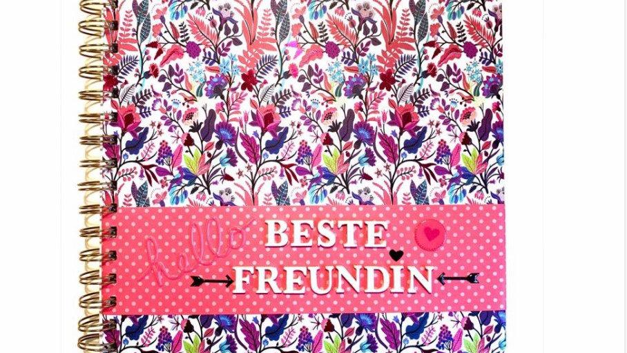 """Fotoalbum """"Beste Freundin"""""""