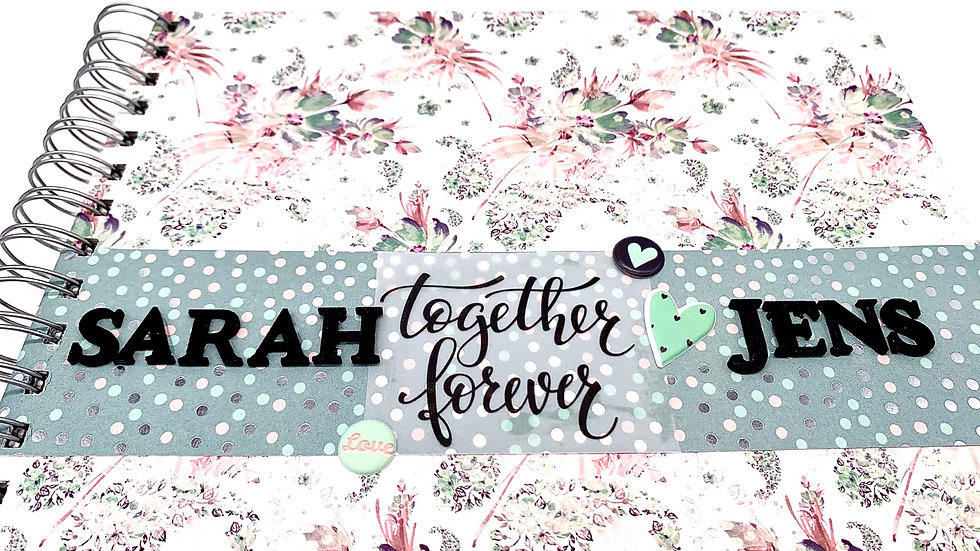 "Fotoalbum ""together forever"""