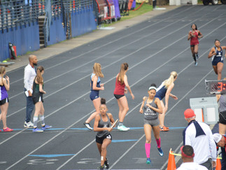 Westlake Relays: AHS Entries