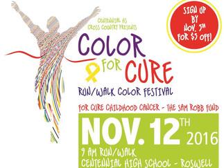 Color For a Cure - Fun Color Run