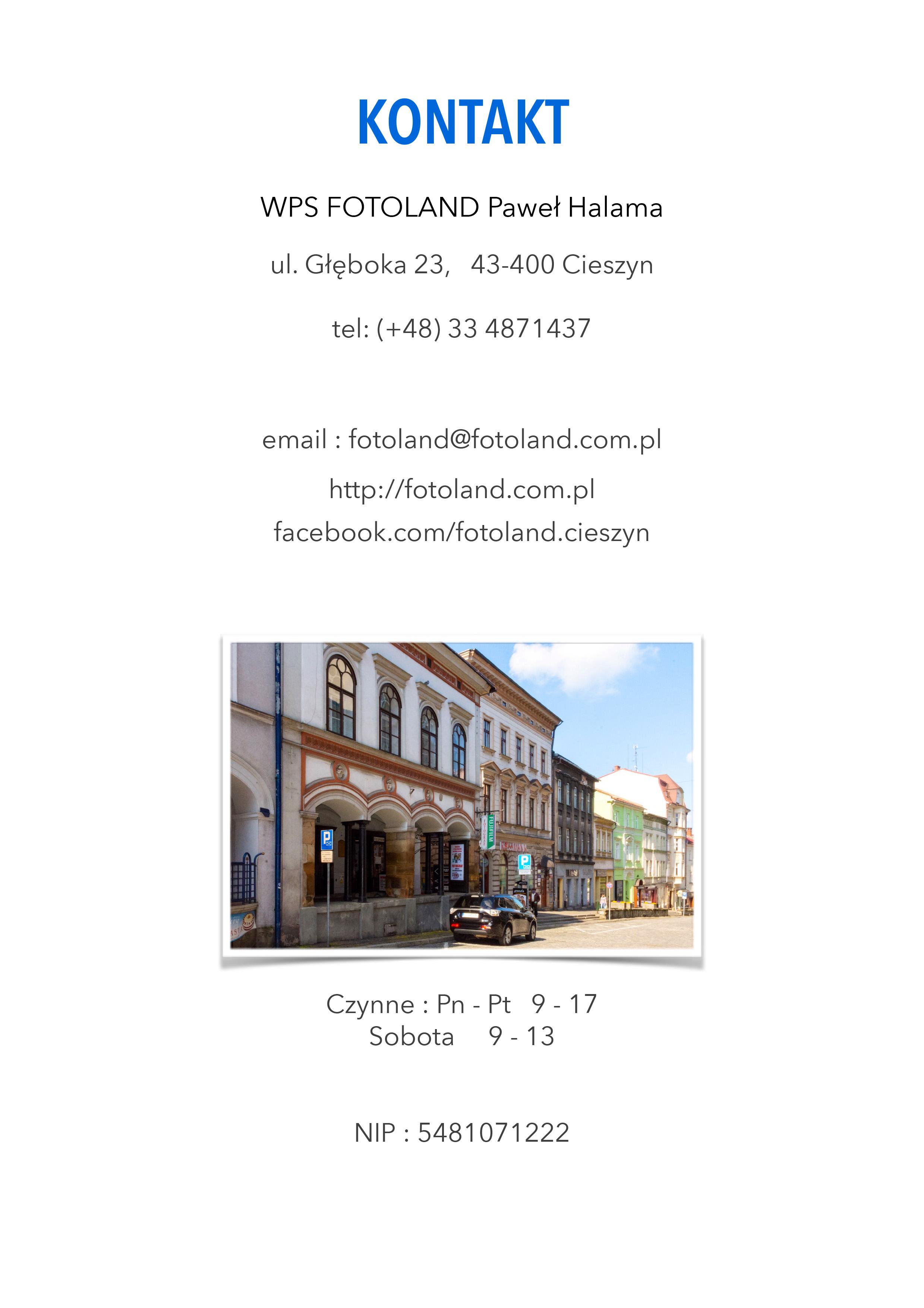WPS Fotoland-kontakt