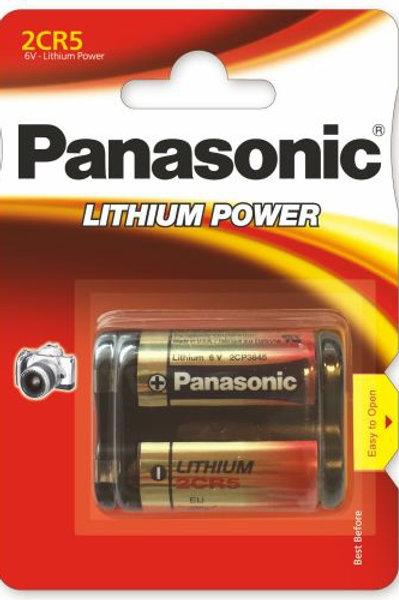 Bateria litowa Panasonic 2CR5