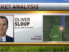 Soybeans at 6-Year Highs, Silver with a 10% Range, and Livestock Markets | Oliver Sloup on RFD-TV