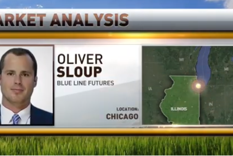 The Grain and Livestock Markets Rally with Oliver Sloup on RFD-TV