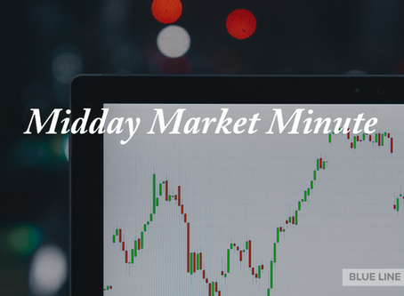 Midday Market Minute