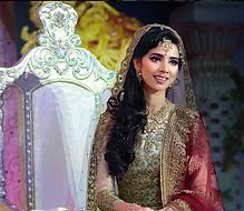 Rumena Begum Blogger Hair and Makeup by Farah Syed