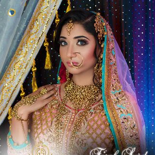 Accredited Asian Bridal Makeup course