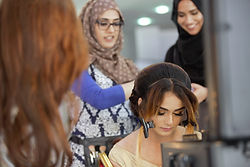 Asian Bridal Makeup Course Certificate