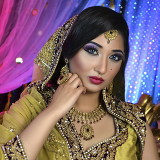 Asian Makeup course in London