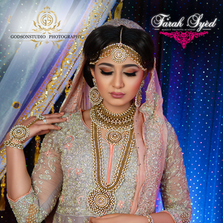 Bridal Hair and Makeup course