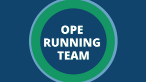 Sign up for OPE Running Team